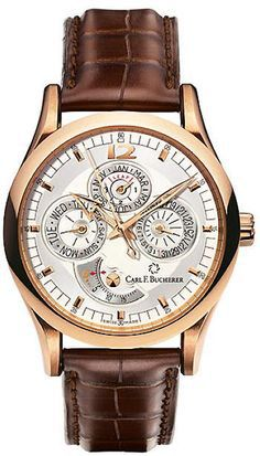 CARL F. BUCHERER 10902.03.16.01