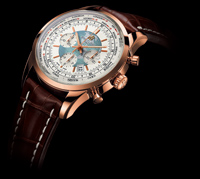 Transocean Chronograph unitime ambience
