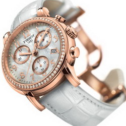 Tissot Lady Chrono Rose Gold